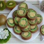 Домашнее печенье «Киви»