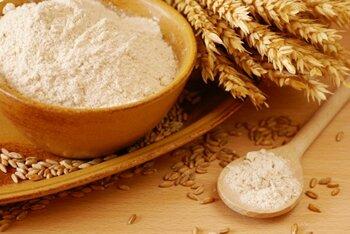пшеничная белая мука